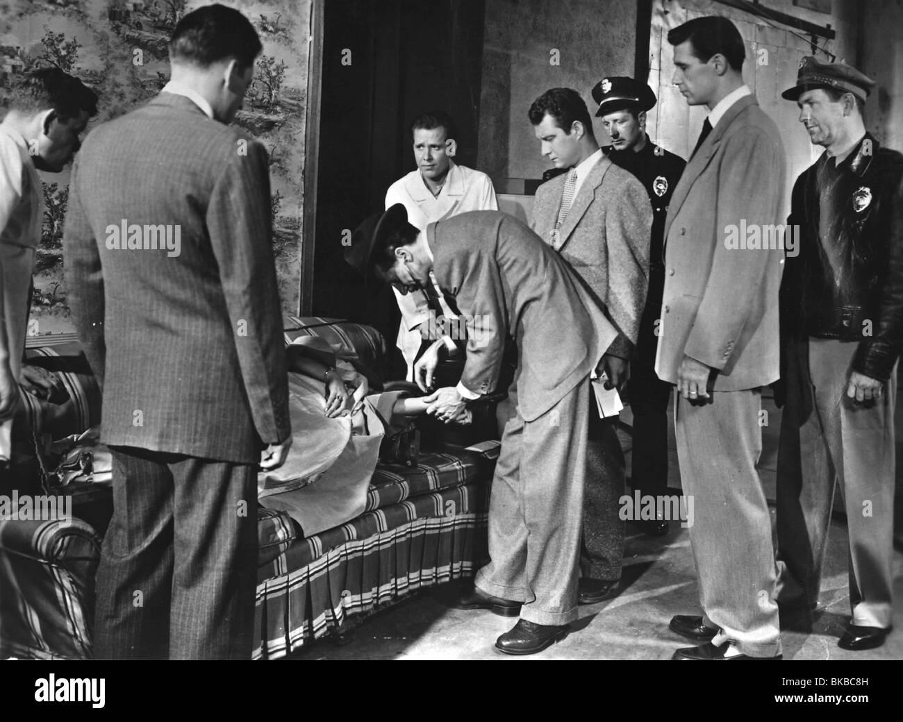 JAIL BAIT -1954 - Stock Image