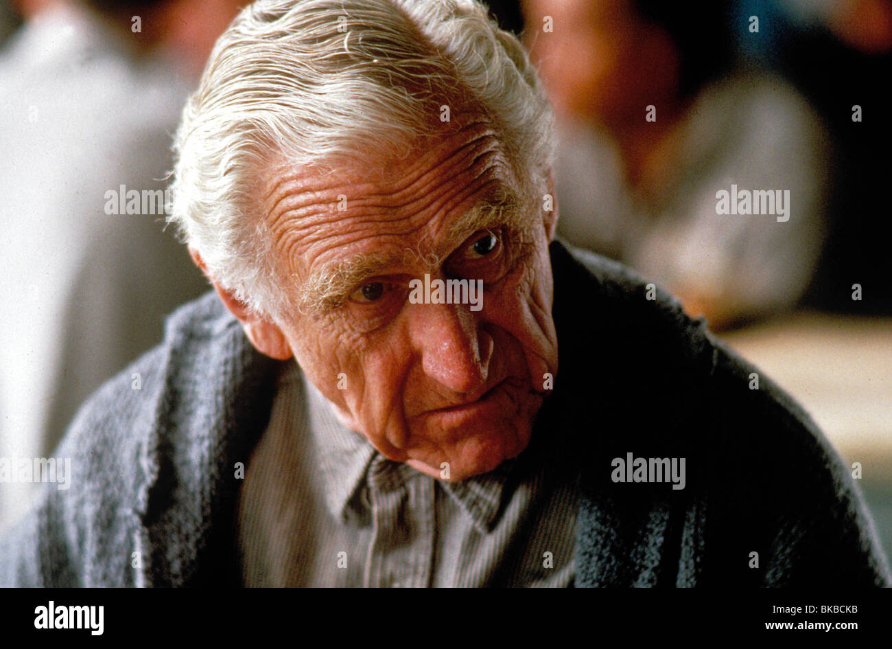 THE SHAWSHANK REDEMPTION (1994) JAMES WHITMORE SHWK 026 - Stock Image
