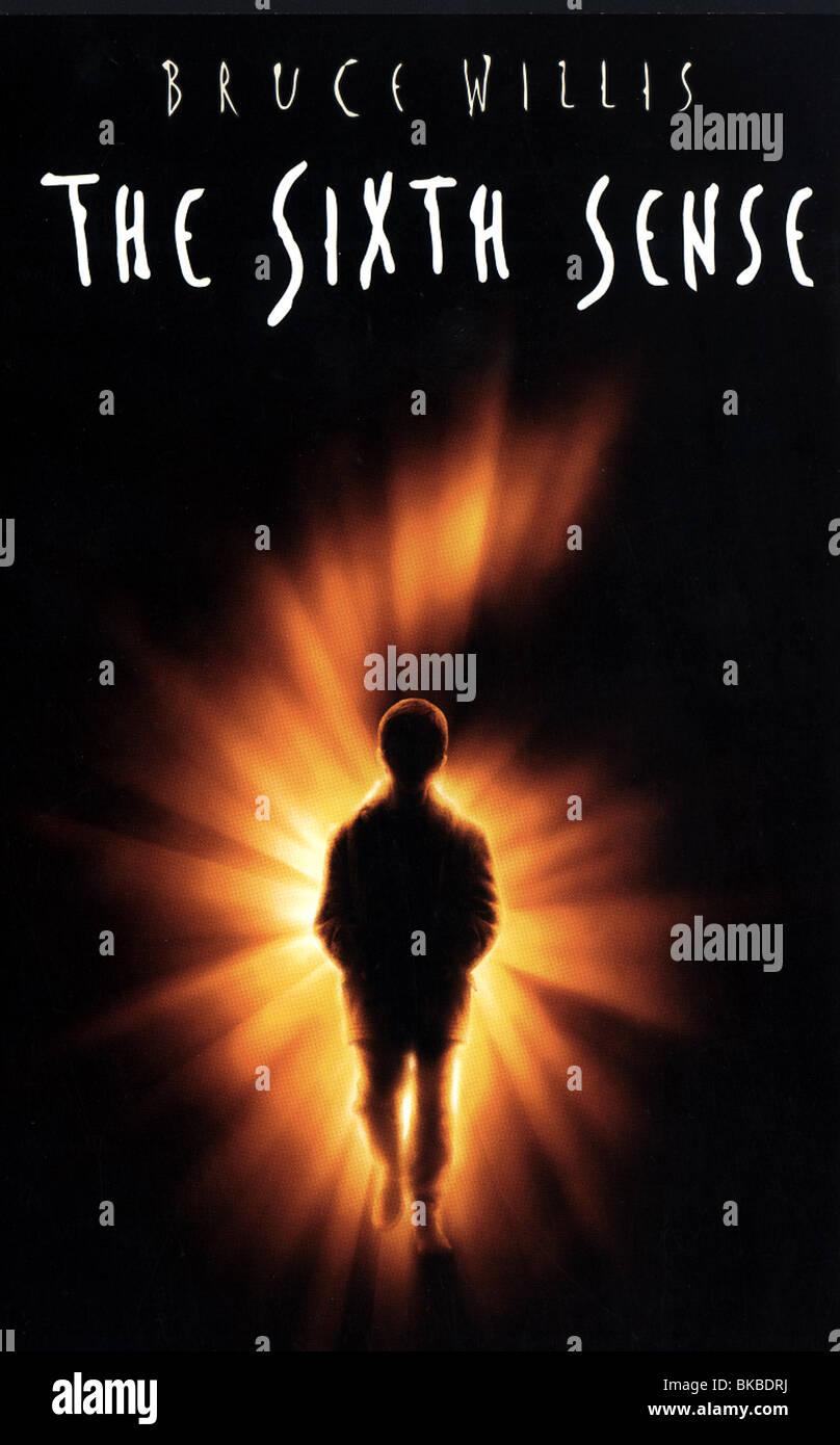 The Sixth Sense 1999 Poster Stock Photo Alamy