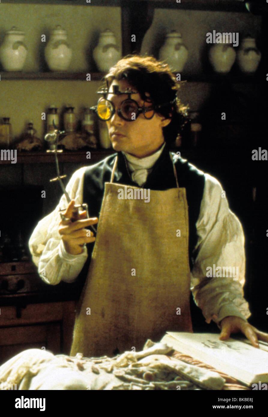 SLEEPY HOLLOW (1999) JOHNNY DEPP SLHO 114 - Stock Image