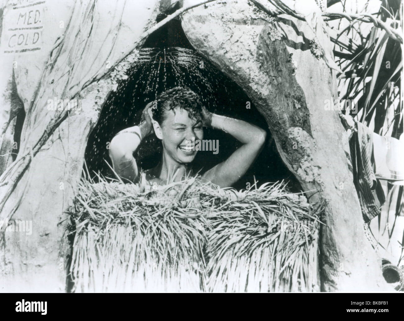 SOUTH PACIFIC (1958) MITZI GAYNOR SOP 002P - Stock Image