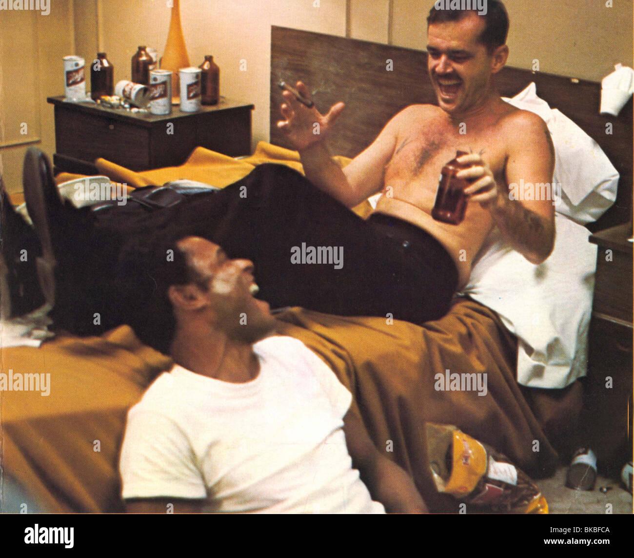 THE LAST DETAIL (1973) OTIS YOUNG, JACK NICHOLSON LSD 003FOH - Stock Image