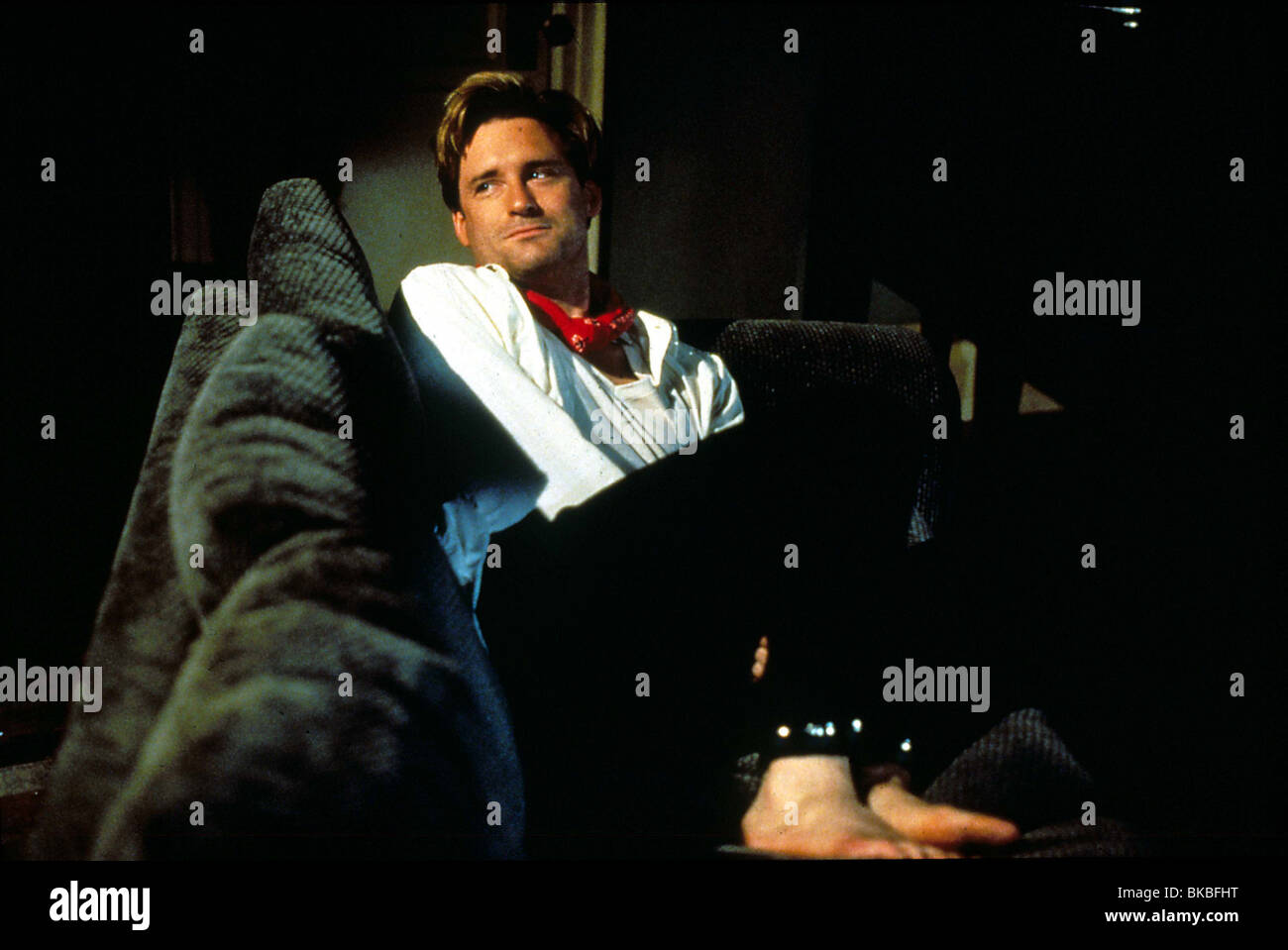 THE LAST SEDUCTION (1994) BILL PULLMAN CREDIT ITC (LISTINGS ONLY) LSED 007 - Stock Image