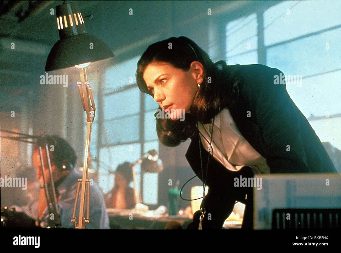 THE LAST SEDUCTION (1994) LINDA FIORENTINO CREDIT ITC (LISTINGS ONLY) LSED 049 - Stock Image