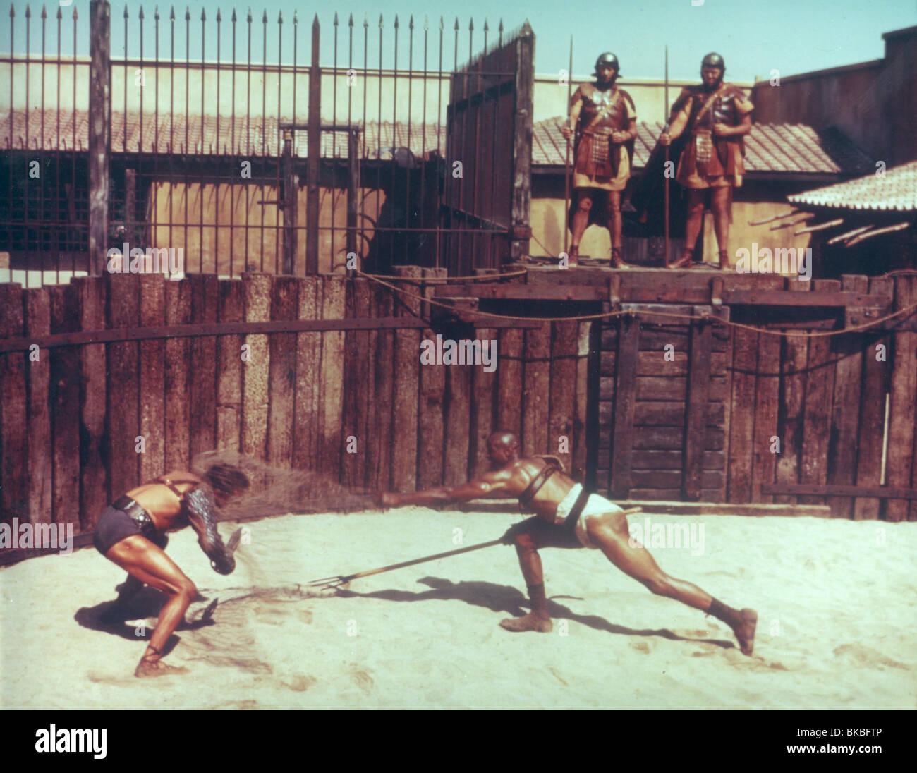 SPARTACUS -1960 - Stock Image