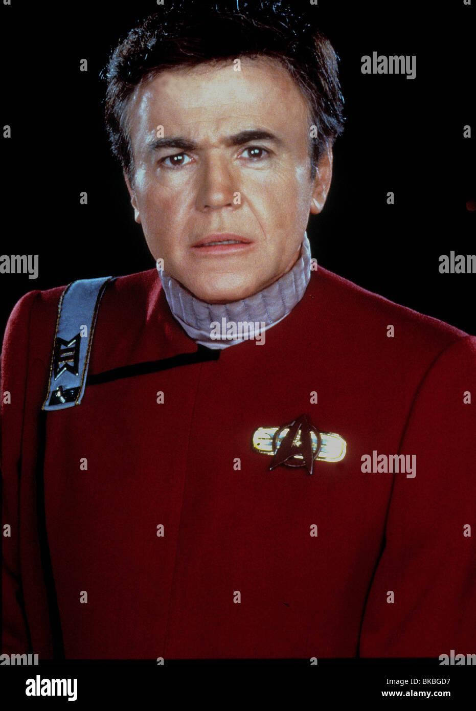 STAR TREK: GENERATIONS (1994) WALTER KOENIG STGN 011 - Stock Image