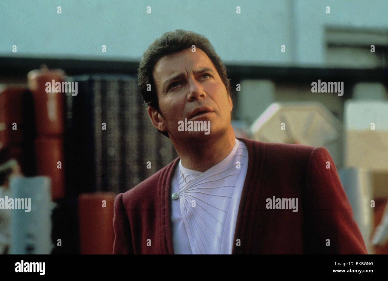 STAR TREK IV: THE VOYAGE HOME (1986) WILLIAM SHATNER ST4 006 - Stock Image