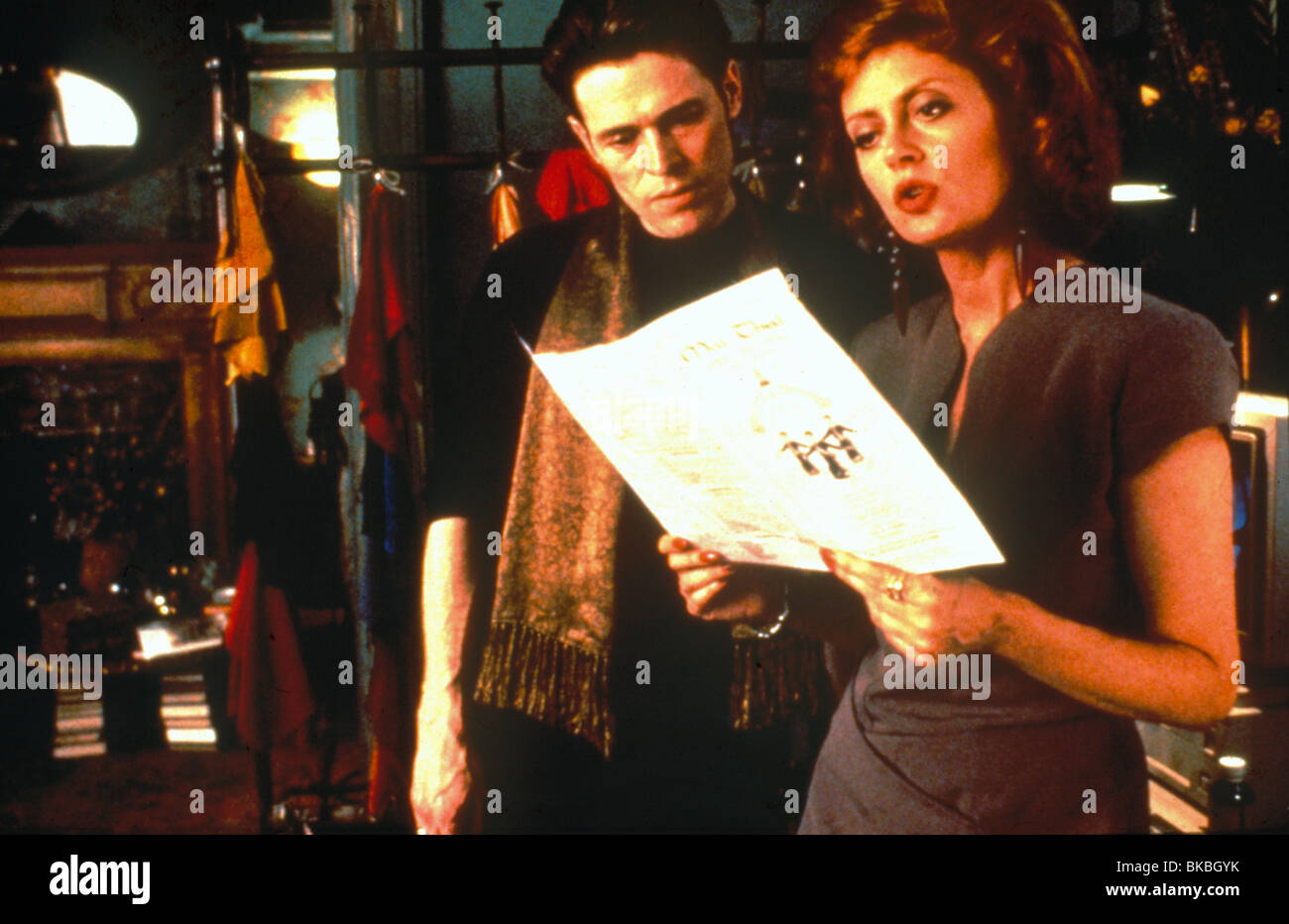 LIGHT SLEEPER (1992) WILLEM DAFOE, SUSAN SARANDON LSR 001 - Stock Image
