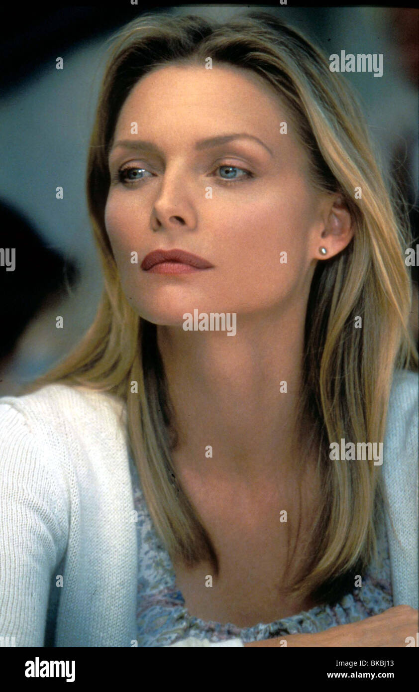THE STORY OF US MICHELLE PFEIFFER SYUS 042 - Stock Image