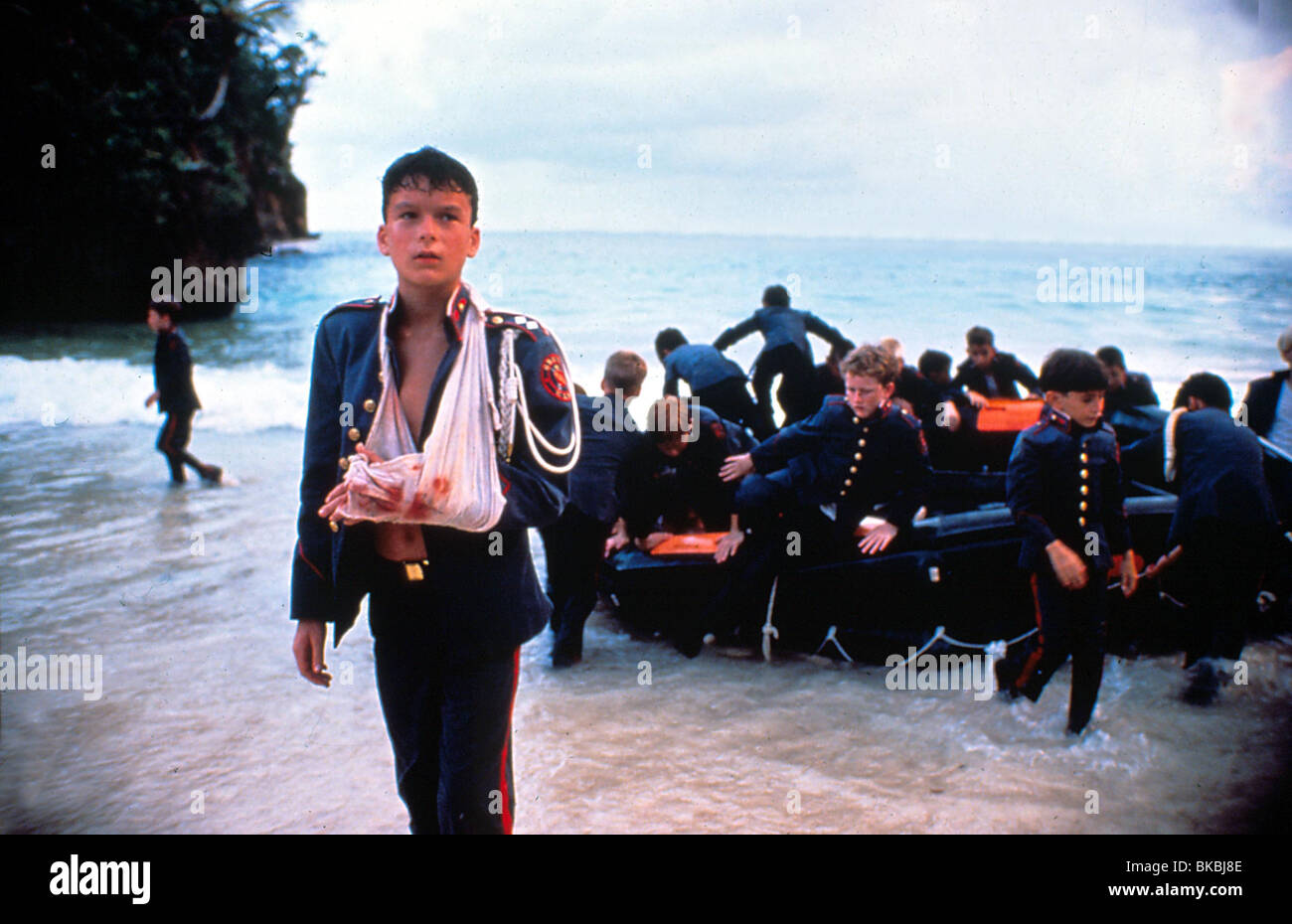 LORD OF THE FLIES (1990) BALTHAZAR GETTY LOF 020 - Stock Image