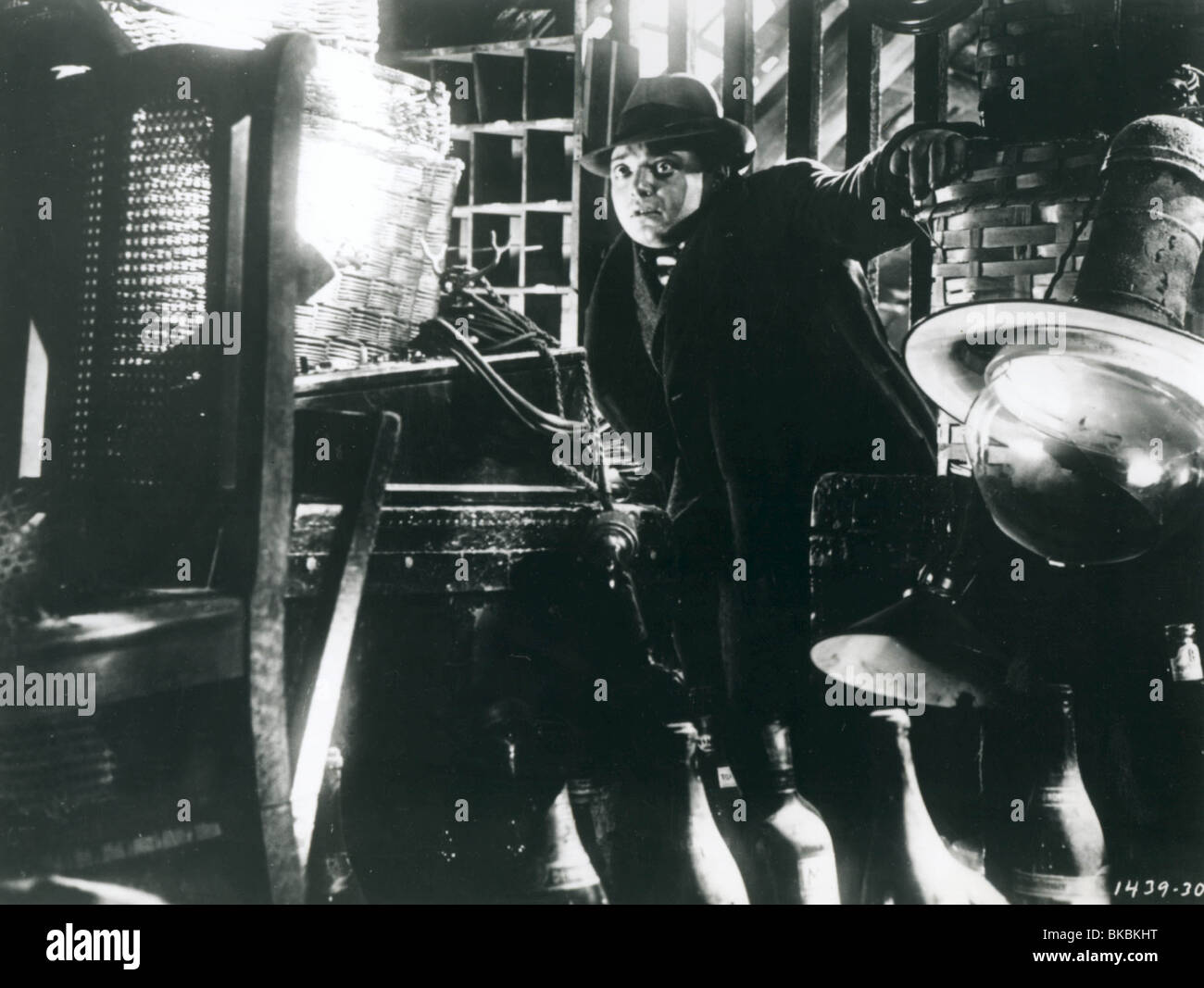 M -1931 PETER LORRE - Stock Image