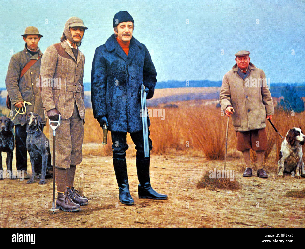 THE MAGIC CHRISTIAN 1969 RINGO STARR PETER SELLERS MGCR 005FOH