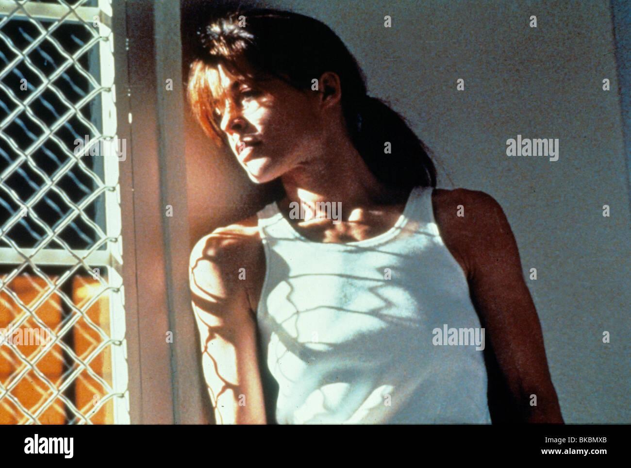 TERMINATOR 2: JUDGEMENT DAY (1991) LINDA HAMILTON TR2 150 - Stock Image