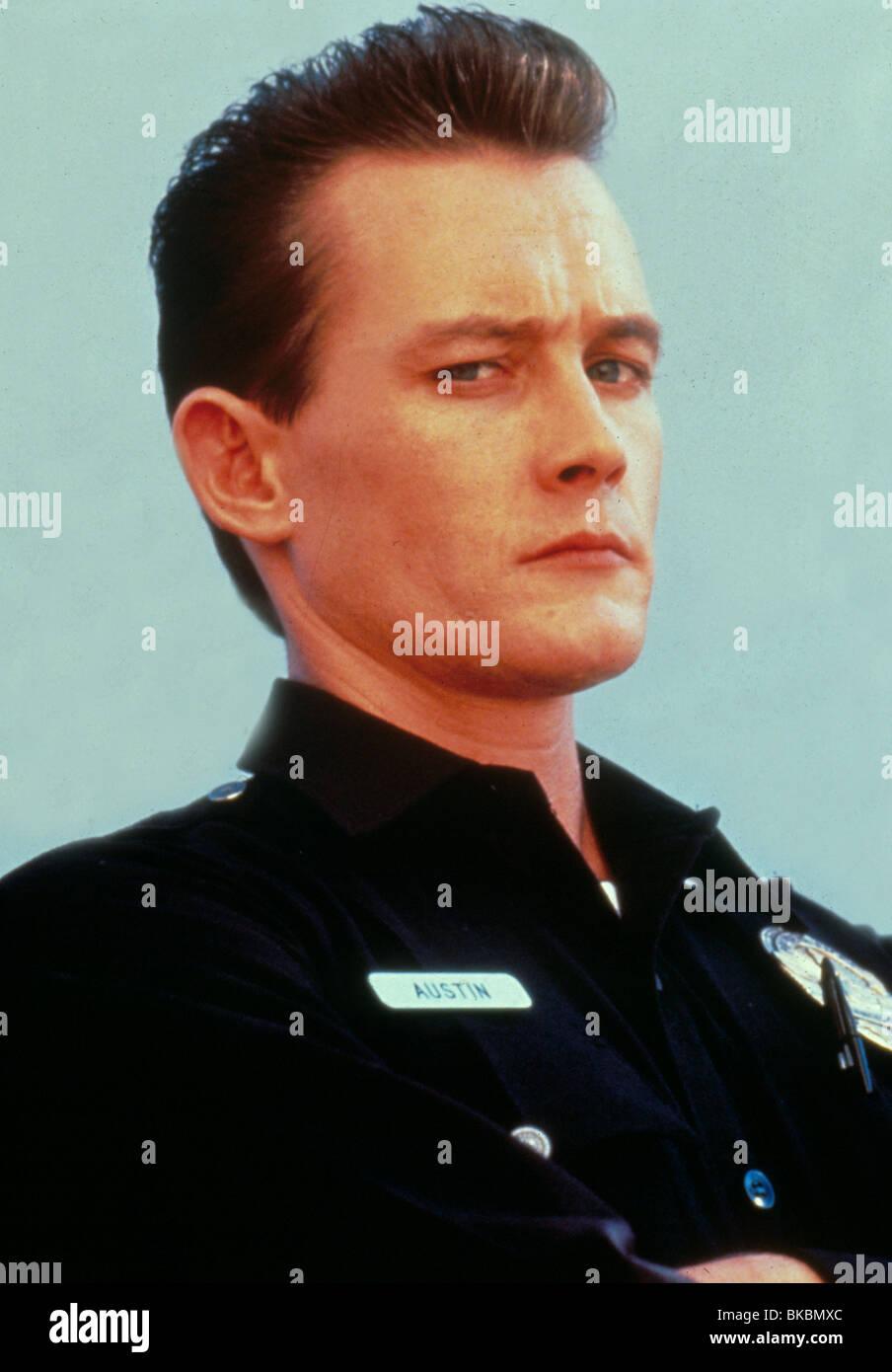 TERMINATOR 2: JUDGEMENT DAY (1991) ROBERT PATRICK TR2 155 - Stock Image