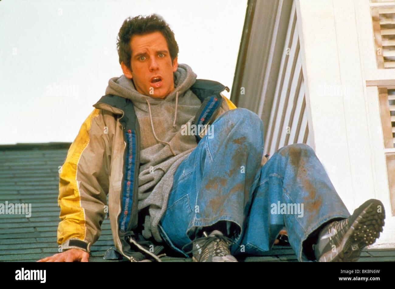 MEET THE PARENTS (2000) BEN STILLER MEET 007 - Stock Image