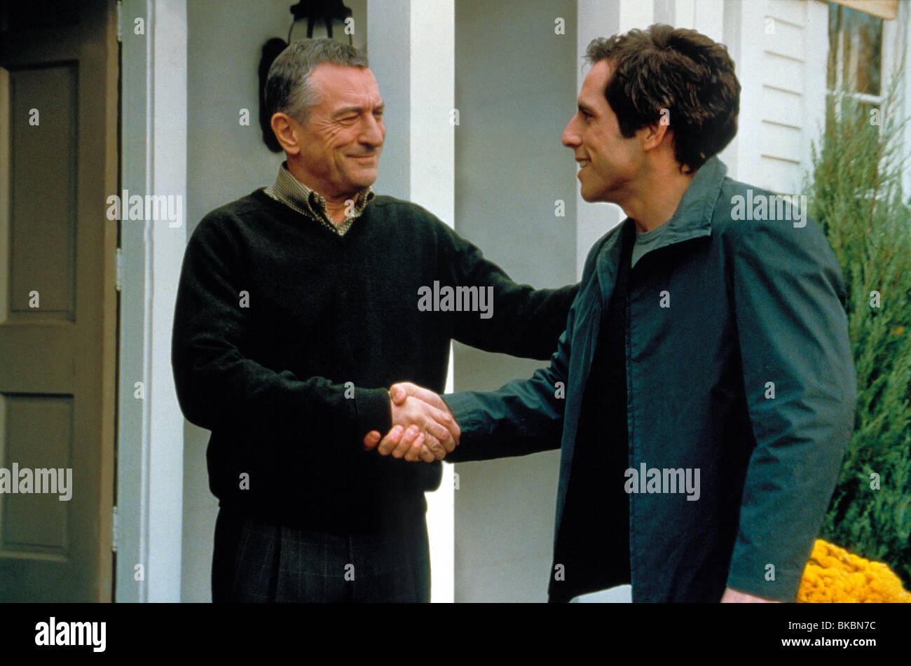 MEET THE PARENTS (2000) ROBERT DE NIRO, BEN STILLER MEET 060 - Stock Image