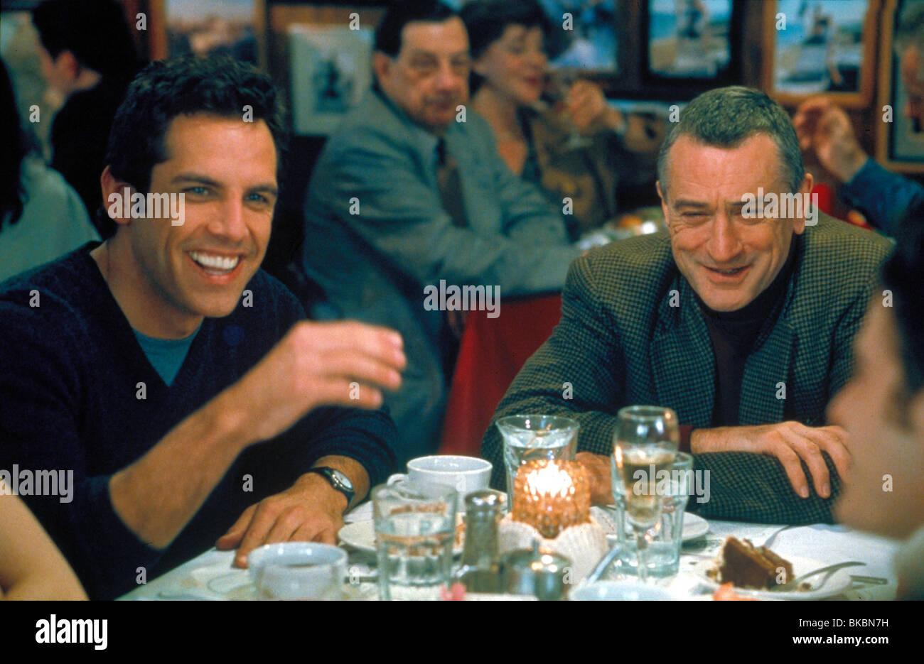 MEET THE PARENTS (2000) BEN STILLER, ROBERT DE NIRO MEET 077 - Stock Image