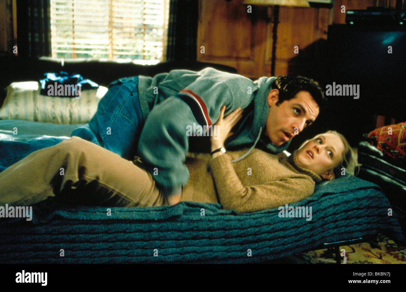 MEET THE PARENTS (2000) BEN STILLER, TERI POLO MEET 083 - Stock Image