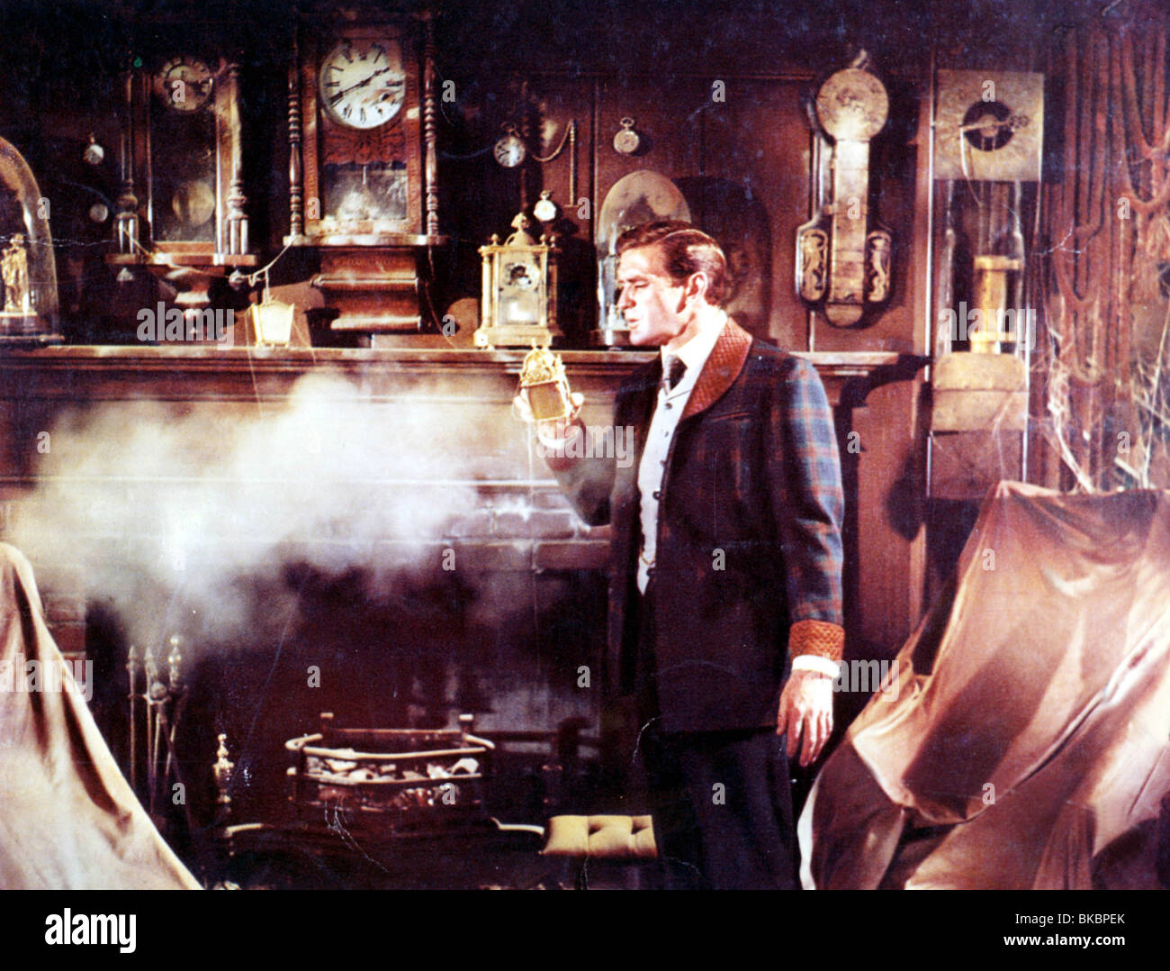5f61c0e270 THE TIME MACHINE (1960) ROD TAYLOR TIME 004CP Stock Photo: 29147963 ...