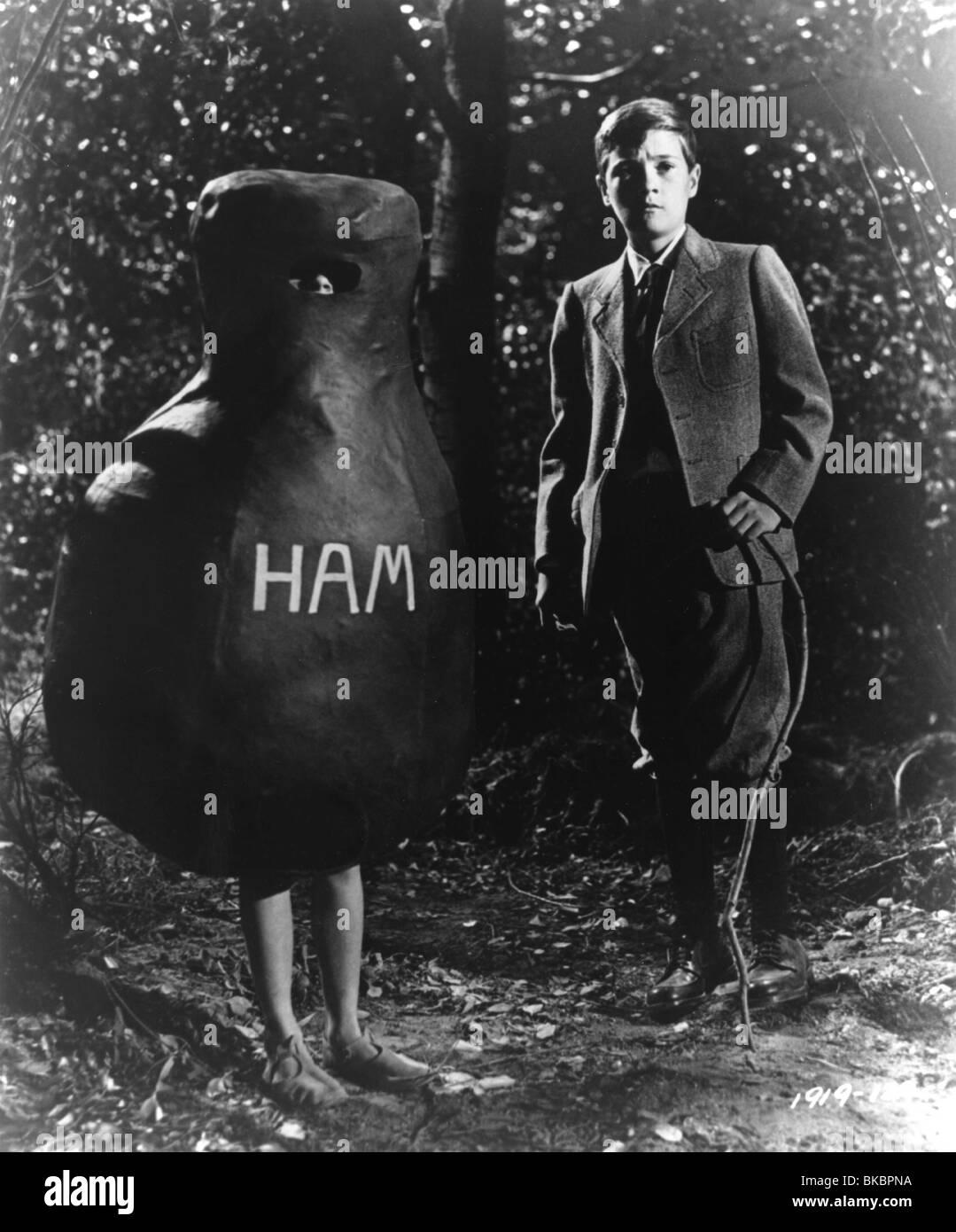 TO KILL A MOCKINGBIRD (1962) MARY BADHAM, PHILLIP ALFORD TKM 008P - Stock Image