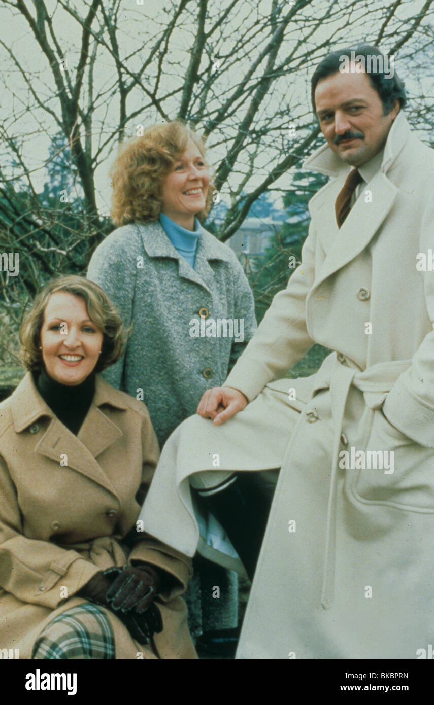 TO THE MANOR BORN (TV) PENELOPE KEITH, PETER BOWLES TMBN 002 - Stock Image