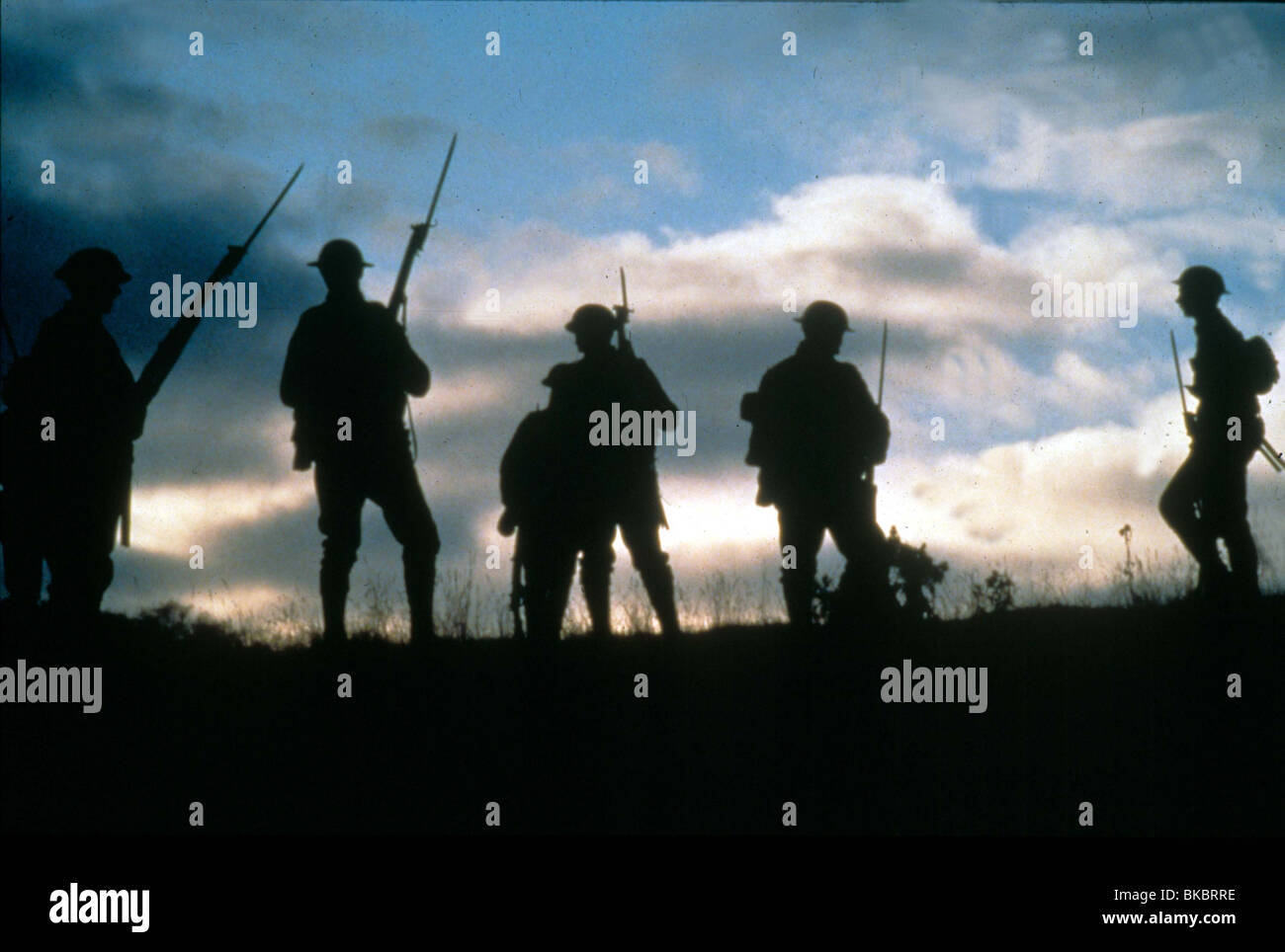 THE TRENCH(1999) - Stock Image