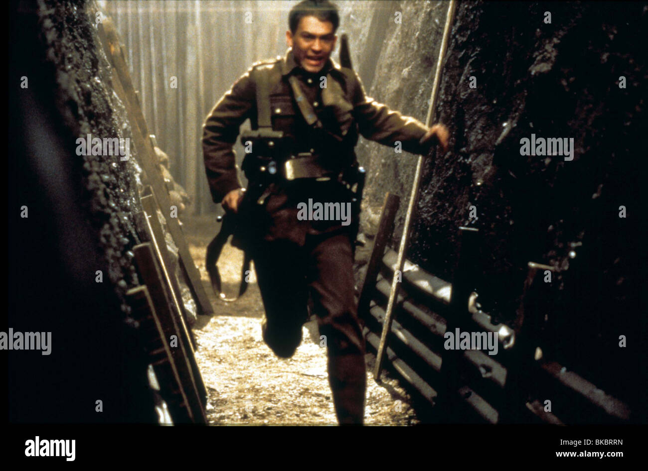 THE TRENCH(1999) PAUL NICHOLLS - Stock Image