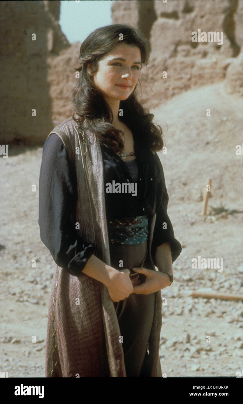 THE MUMMY RETURNS RACHEL WEISZ MUMR 105 - Stock Image