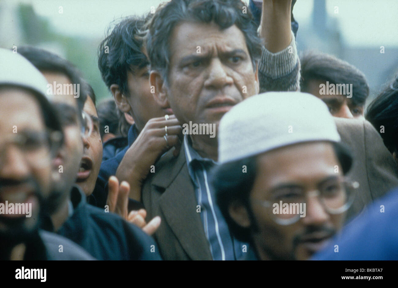 MY SON THE FANATIC (1998) OM PURI MSON 007 - Stock Image