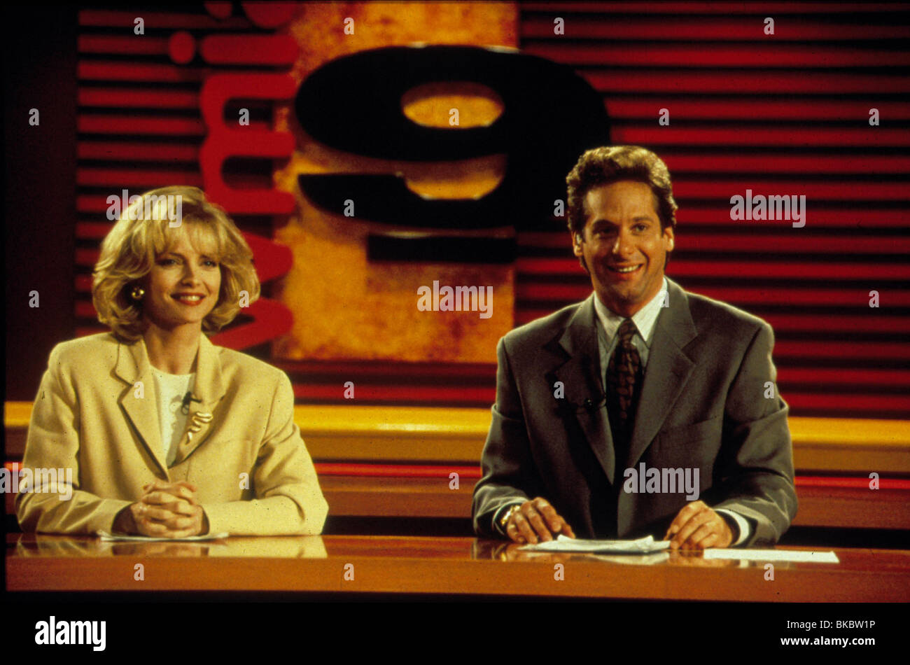 UP CLOSE AND PERSONAL (1996) MICHELLE PFEIFFER, SCOTT BRYCE UPCP 090 ...