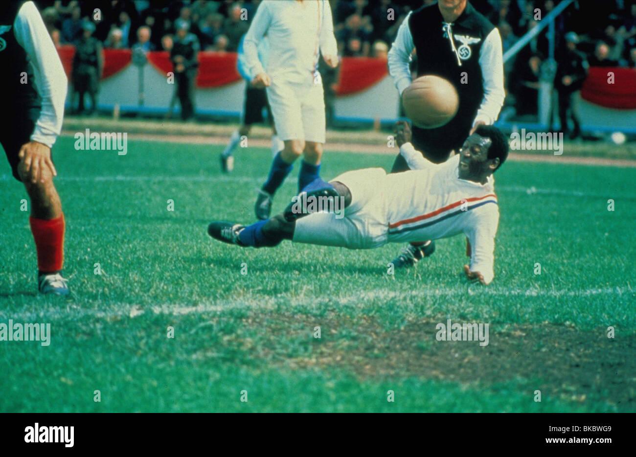 VICTORY (1981) ESCAPE TO VICTORY (ALT) PELE VIC 015 - Stock Image