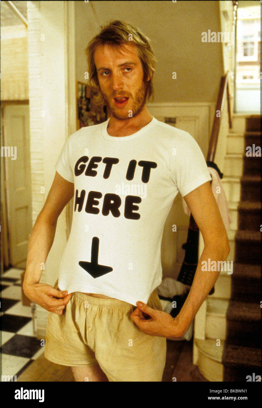 NOTTING HILL RHYS IFANS NGHI 165 - Stock Image