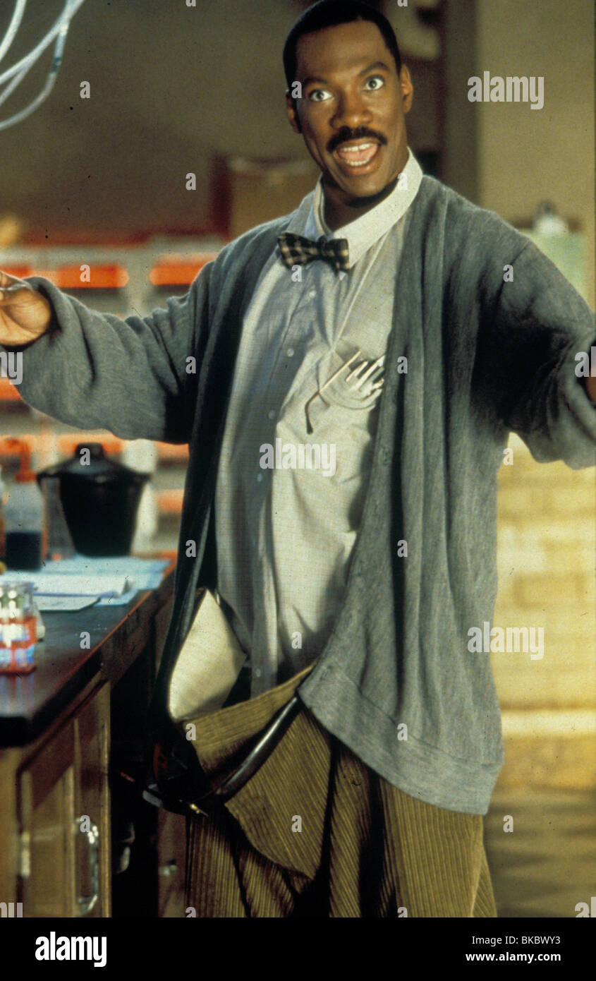 THE NUTTY PROFESSOR (1996) EDDIE MURPHY NTYP 105 - Stock Image