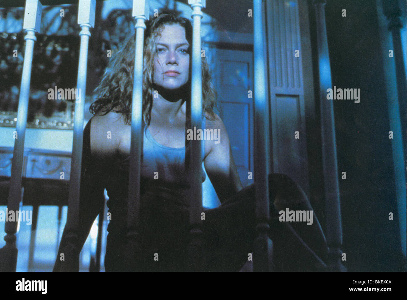 THE WAR OF THE ROSES (1989) KATHLEEN TURNER WOR 005FOH - Stock Image