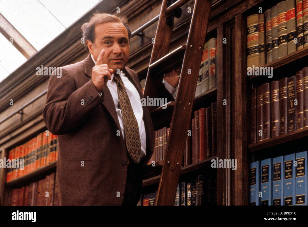 THE WAR OF THE ROSES (1989) DANNY DEVITO WOR 017 - Stock Image