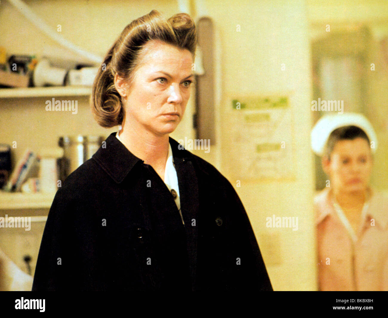 ONE FLEW OVER THE CUCKOO'S NEST(1975) LOUISE FLETCHER OFC 001FOH - Stock Image