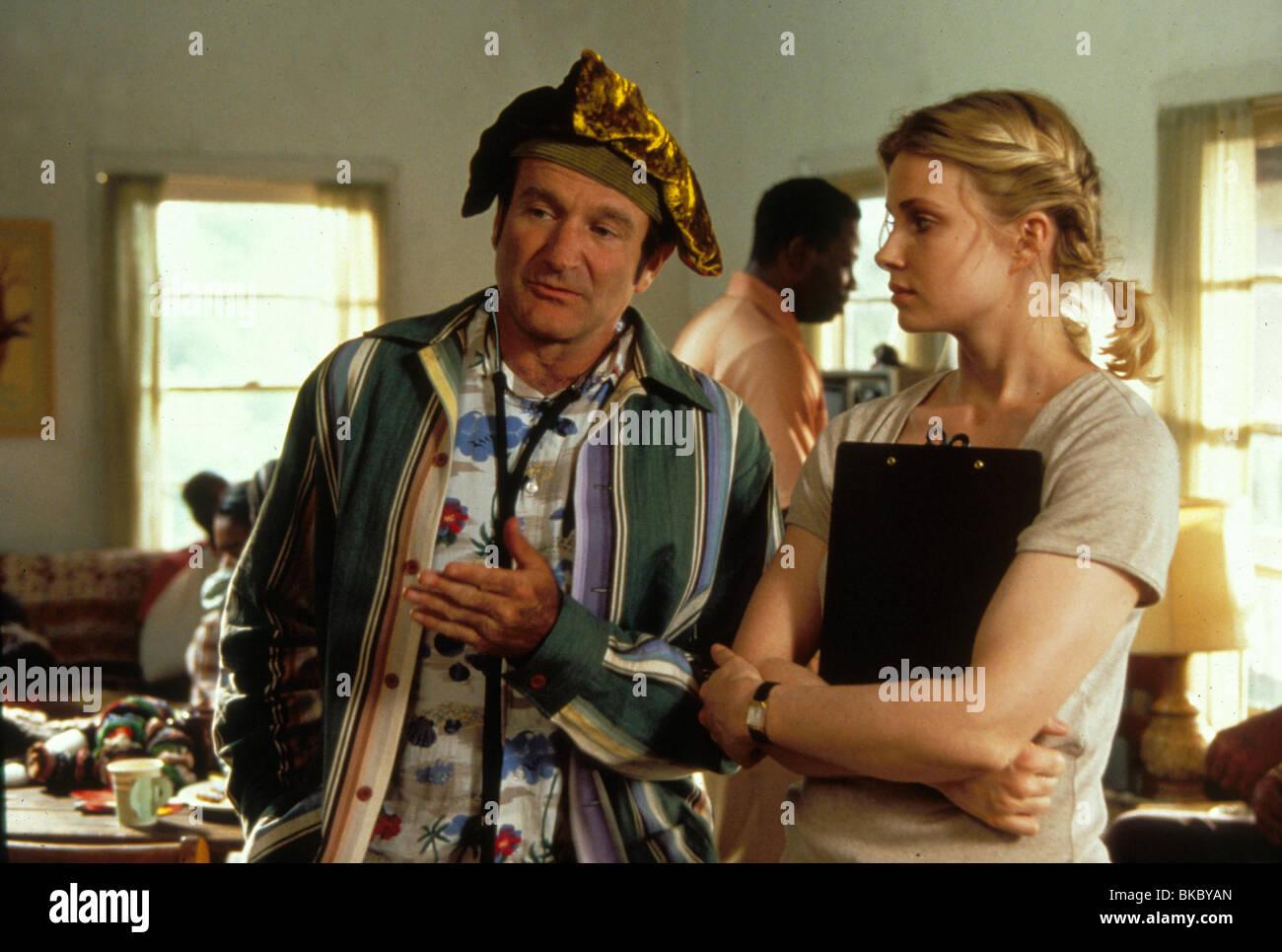 Patch Adams 1998 Robin Williams Monica Potter Pad 016 Stock Photo Alamy