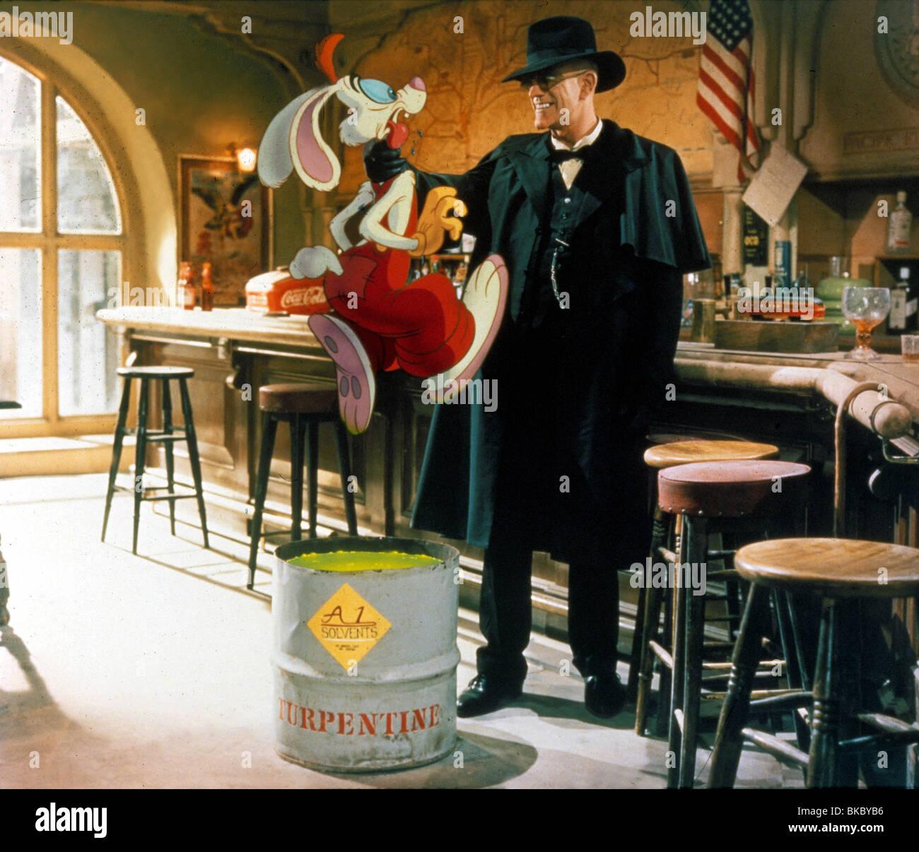 WHO FRAMED ROGER RABBIT (1988) CHRISTOPHER LLOYD WFR 030 L Stock ...