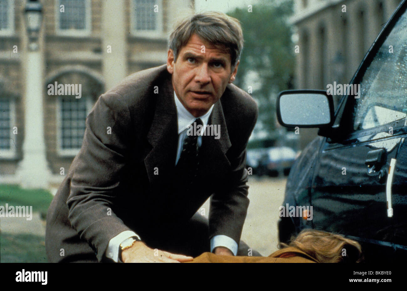 PATRIOT GAMES (1992) HARRISON FORD PTG 100 - Stock Image