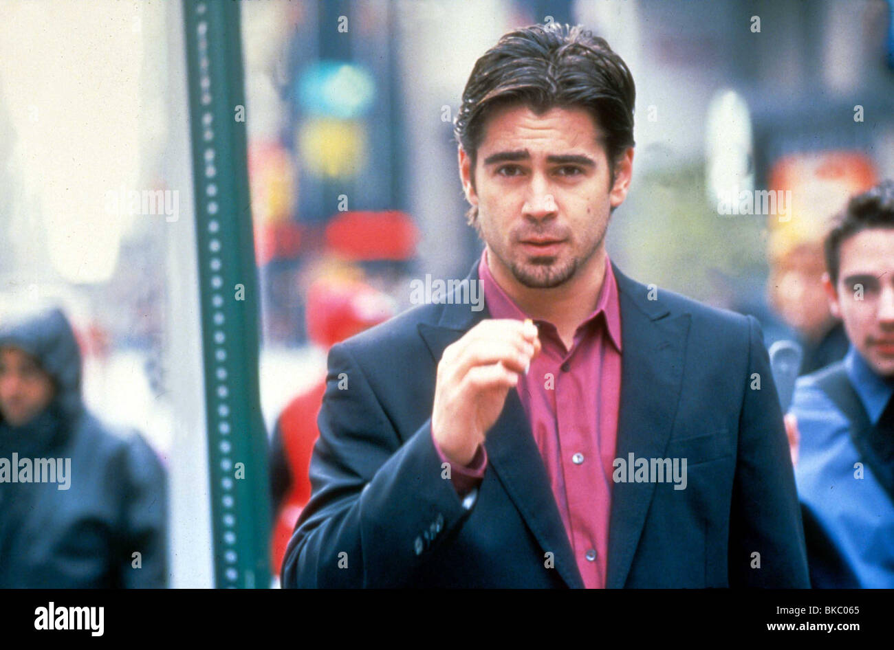 PHONE BOOTH -2001 COLIN FARRELL - Stock Image