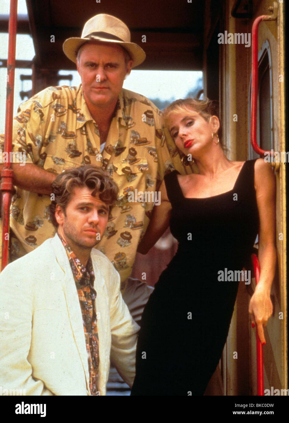 THE WRONG MAN (TVM) JOHN LITHGOW,ROSANNA ARQUETTE,KEVIN ANDERSON WRM1 001 Stock Photo