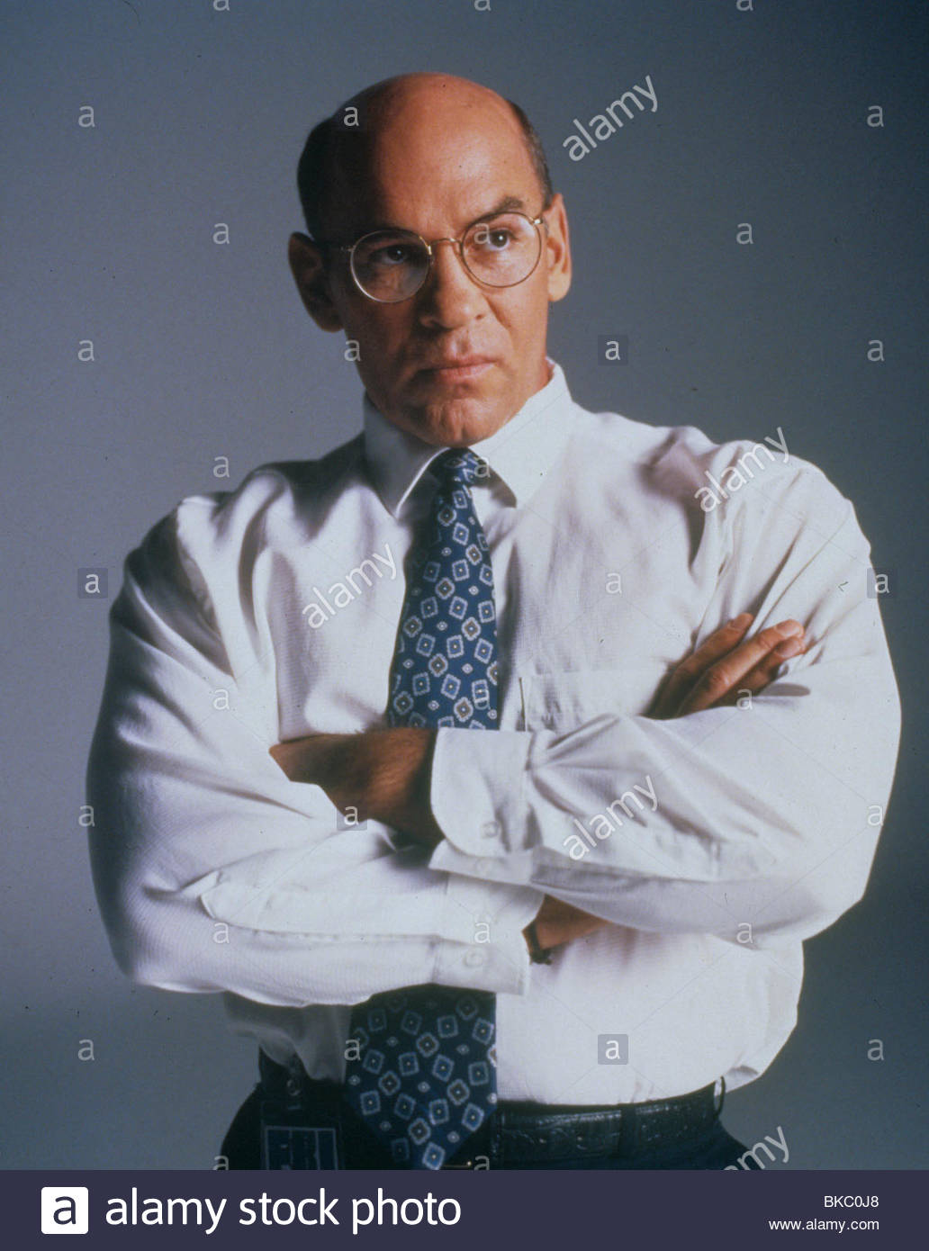 THE X-FILES (TV) MITCH PILEGGI - Stock Image