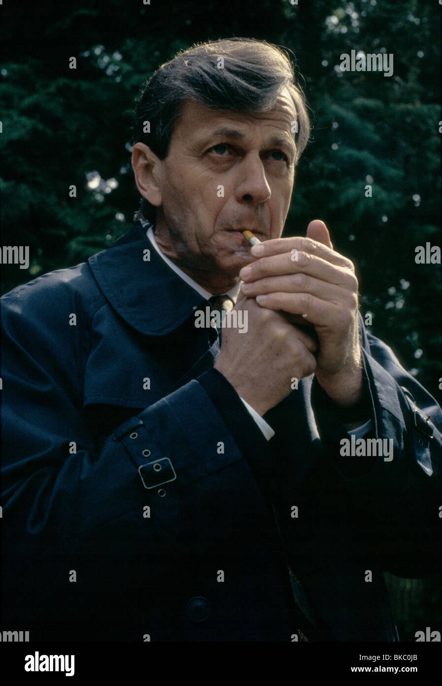 Watch William B. Davis video
