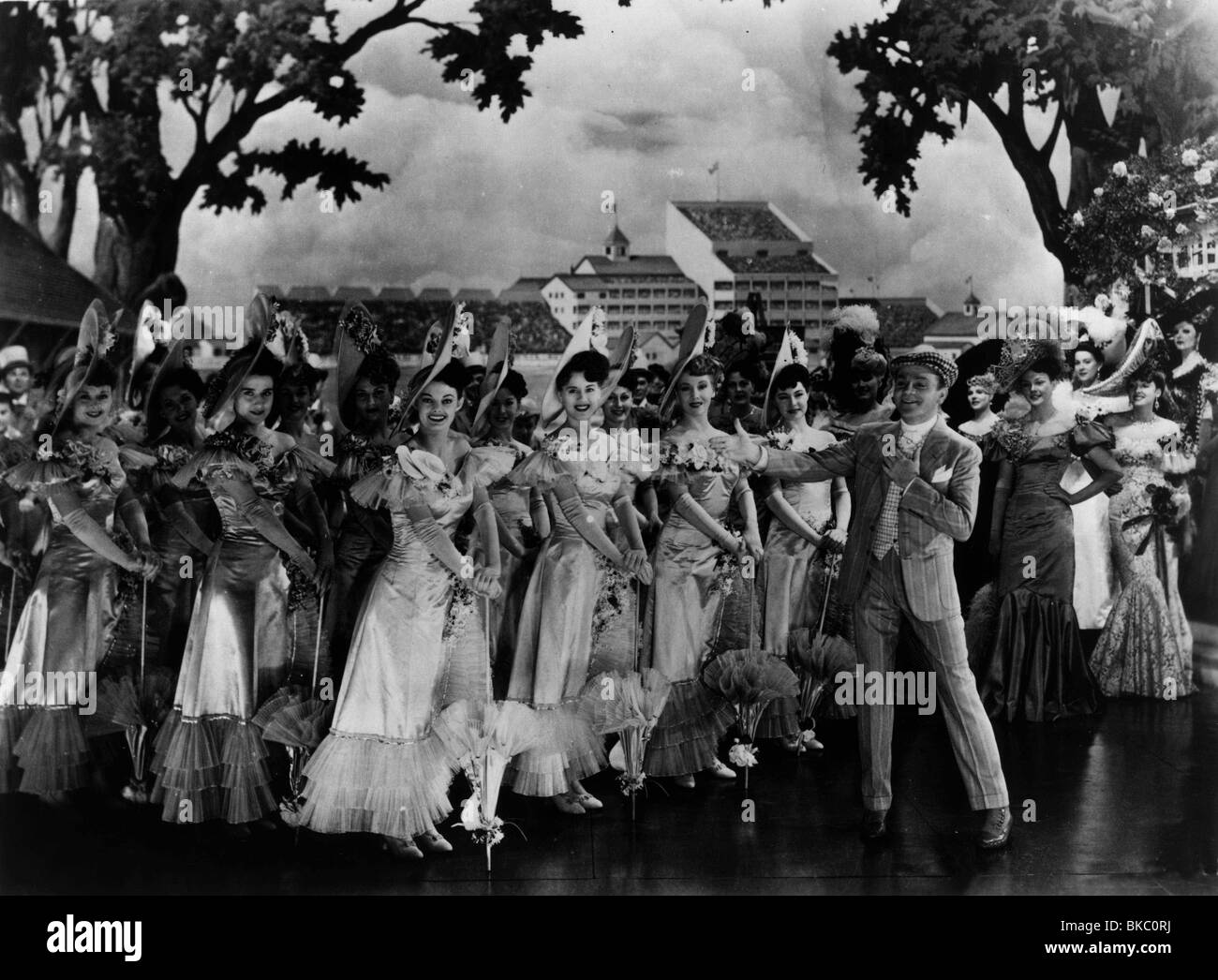 YANKEE DOODLE DANDY(1942) JAMES CAGNEY YDD 004P - Stock Image