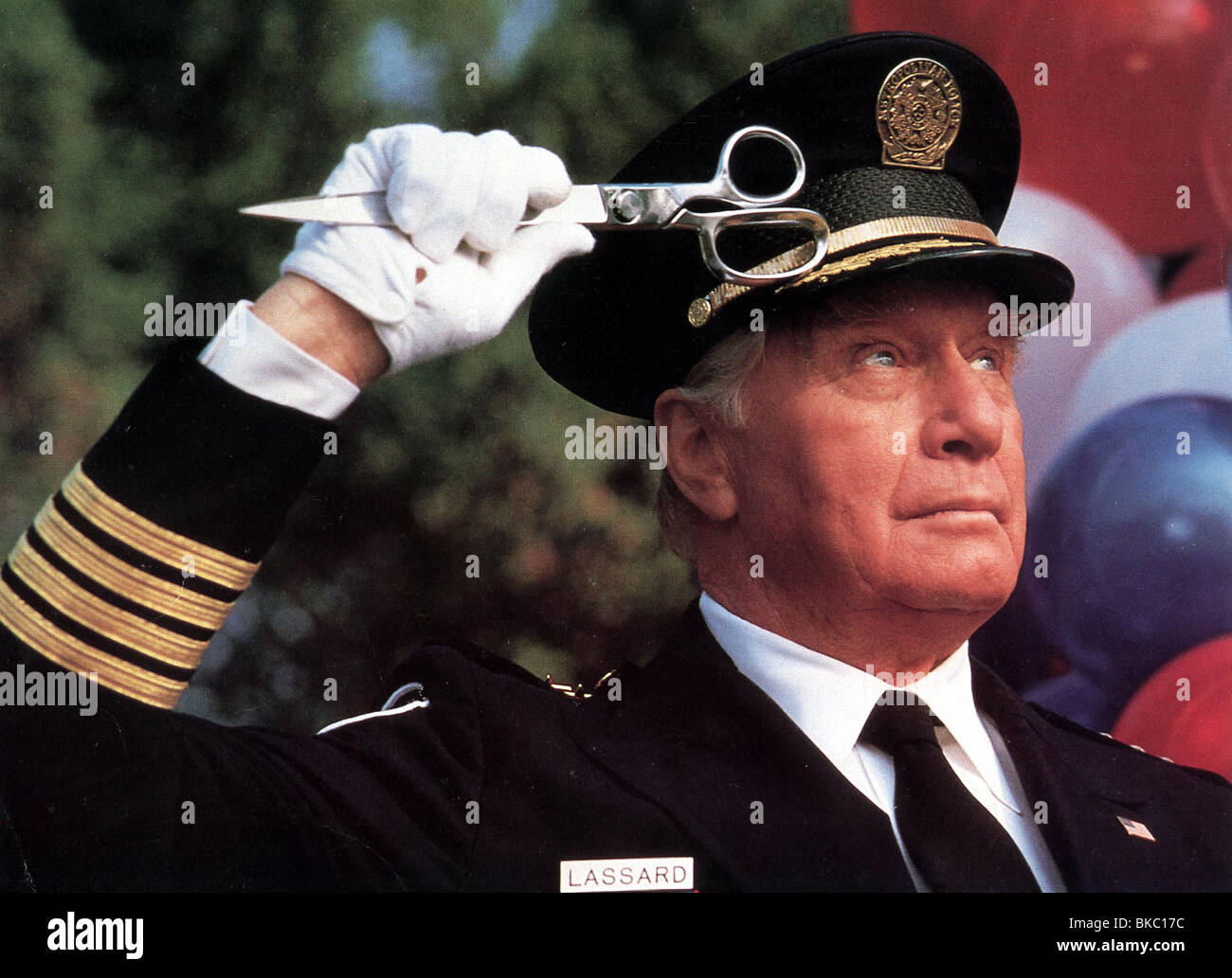 POLICE ACADEMY 6 CITY UNDER SIEGE (1989) GEORGE GAYNES PA6 002FOH  sc 1 st  Alamy : police academy costume  - Germanpascual.Com