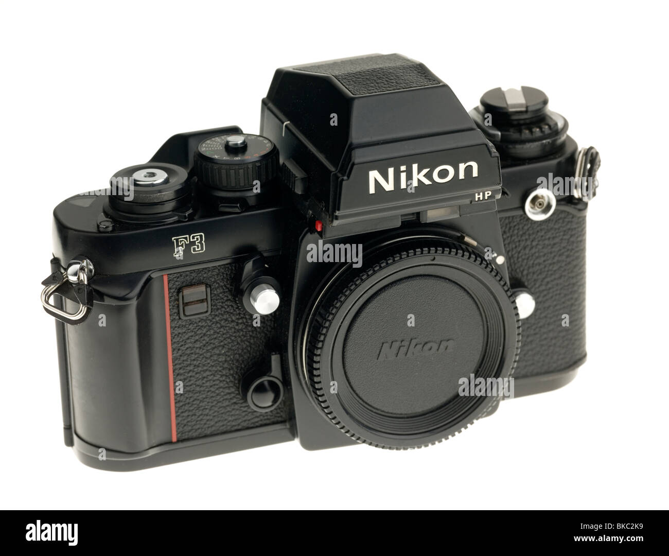 Nikon F3 camera body - Stock Image
