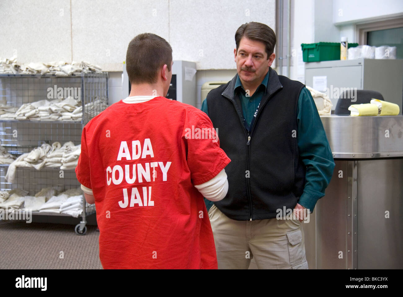 County Jail Stock Photos & County Jail Stock Images - Alamy