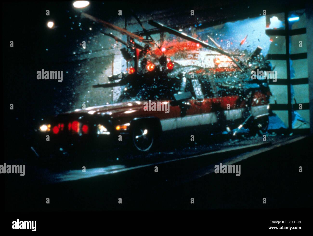 THE AMBULANCE -1990 - Stock Image