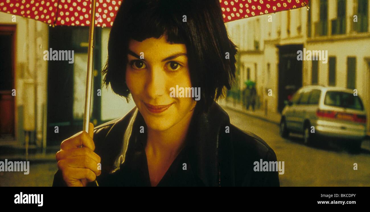 Amelie 2001 Le Fabuleux Destin D Amelie Poulain Alt Audrey Tautou Stock Photo Alamy