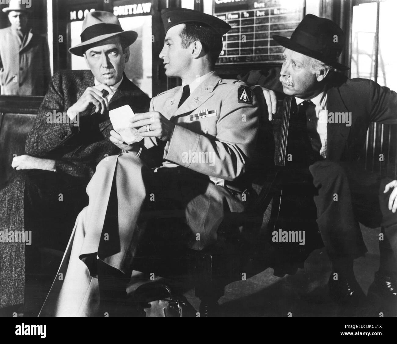 ANATOMY OF A MURDER (1959) JAMES STEWART, BEN GAZZARA ANMR 001P - Stock Image